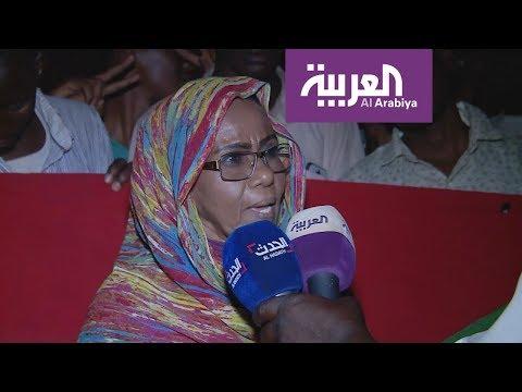 شاهد مطالب بتمثيل المرأة السودانية بنسبة 40 في البرلمان