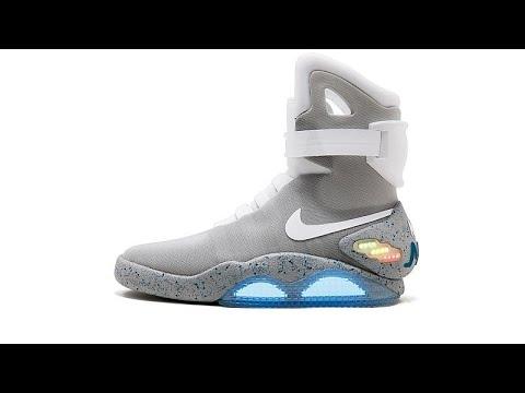 شاهد أحذية رياضية نادرة للبيع بعشرات آلاف الدولارات