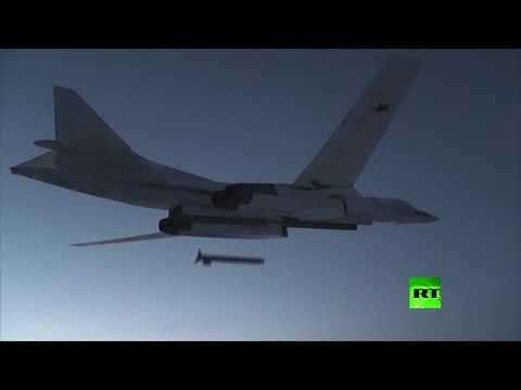 طائرات تو160 وتو95 تضرب أهدافا ضمن تدريبات القوات الاستراتيجية الروسية