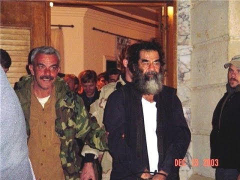 كشف لغز إعدام الرئيس العراقي السابق  صدام حسين