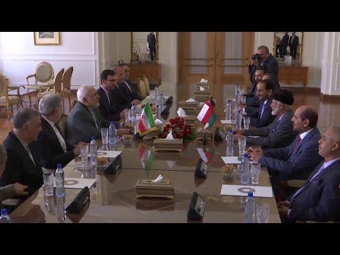 شاهد إيران تصف التحالف البحري في الخليج بـالعدائي