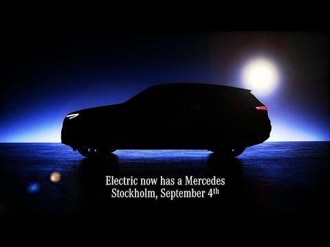 شاهد مرسيدس تتحدى هيمنة تسلا بسيارتها الكهربائية