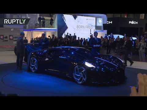 شاهد السيارة السوداء الأغلى في العالم