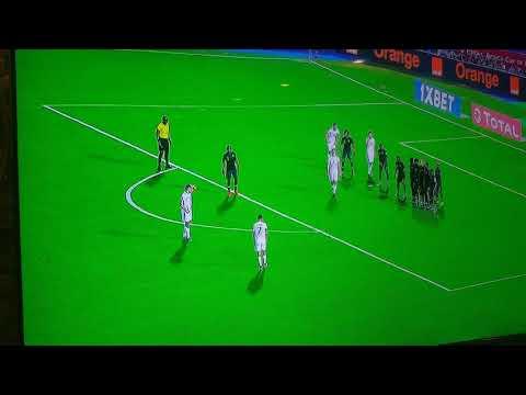 هدف تأهل المنتخب الجزائري لنهائي الكان بقدم رياض محرز