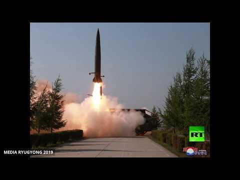 كوريا الشمالية تُطلق صاروخين قصيري المدى في بحر اليابان
