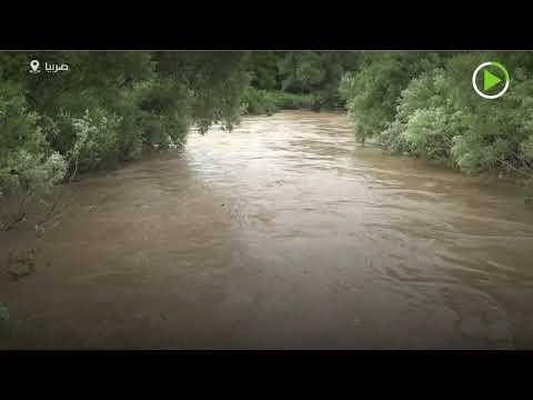 شاهد أمطار غزيرة تخلف فيضانات واسعة في صربيا