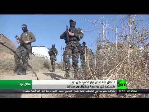 شاهد كتائب القسام تؤكد أن خطة الضم الإسرائيلية إعلان حرب يستدعي الرد