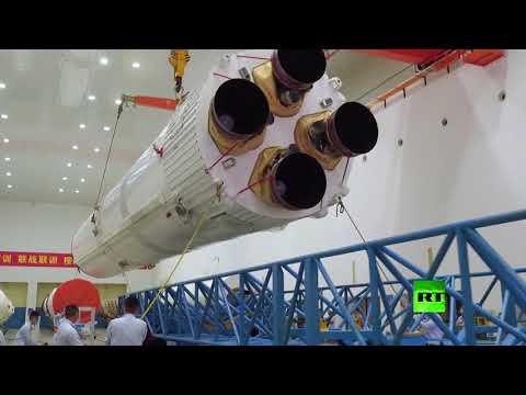 الصين تطلق قمرًا صناعيًا إلى الفضاء