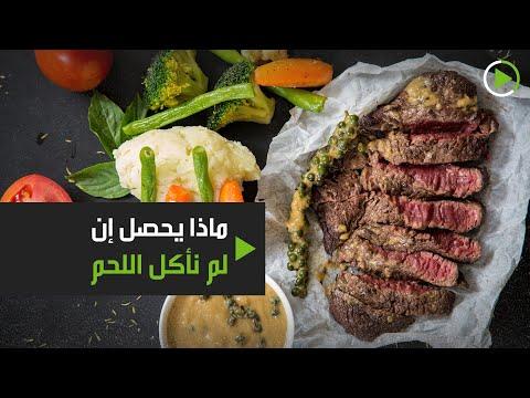 الامتناع عن تناول اللحوم الطريقة الأسهّل لخسارة الوزن