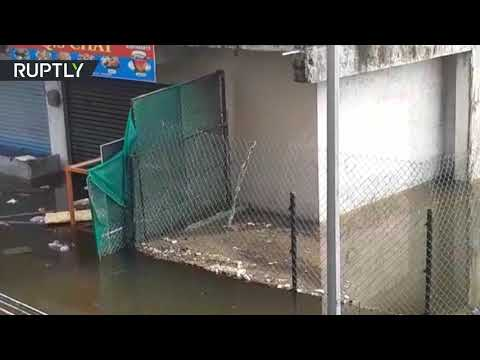 فيضانات عارمة تضرب الهند وتقتل العشرات