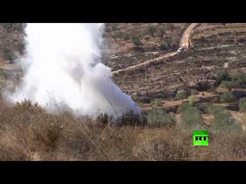 جنود إسرائيليون يعتدون على صحافيين فلسطينيين شمال رام الله
