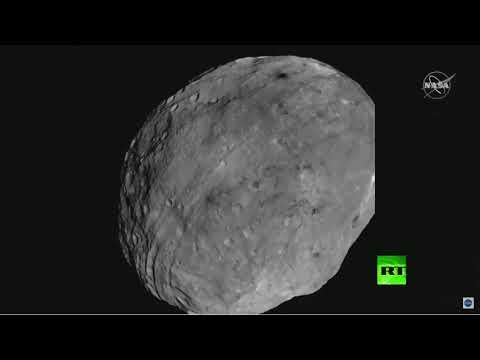 شاهد ناسا تُعلن اقتراب ناجح لمسبارها من الكويكب بينو